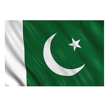 Flagge Pakistan Gross Amazon De Kuche Haushalt