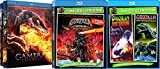 Godzilla 2000, Godzilla vs Destroyah & Godzilla vs Megaguirus & Gamera Trilogy (Guardian of the Universe / Attack of the Legion / Revenge of Iris) 6-Movie Bundle