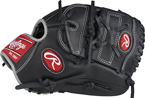 Rawlings Gamer Series Right Hand 2-Piece Solid Web 12