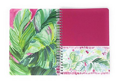 Lilly Pulitzer Womens' Mini Notebook, Aquadesiac by Lilly Pulitzer (Image #1)