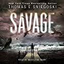 Savage Audiobook by Thomas E. Sniegoski Narrated by Madeleine Maby