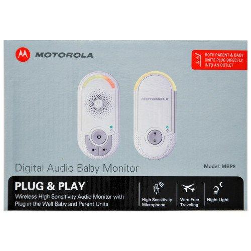 baby monitor plug n go