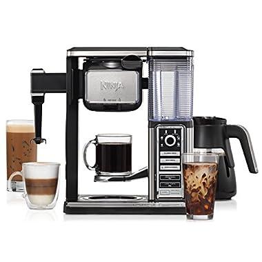 Ninja Coffee Bar Brewer System with Glass Carafe (CF092)