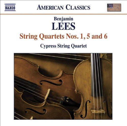 Lees, B.: String Quartets Nos....