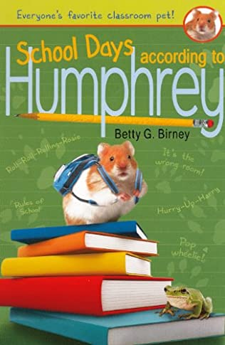 book cover of School According to Humphrey
