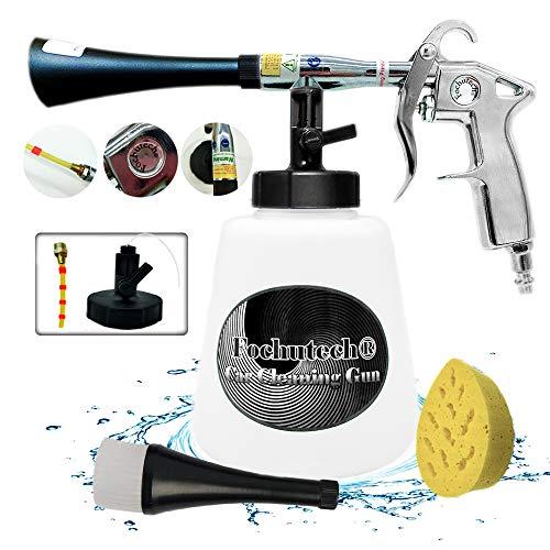 - Fochutech High Pressure Car Cleaning Gun, Car Wash Kit - Car Cleaning Foam Gun with 1L Foam Bottle, Spray Nozzle Car Wash Gun Foam Lance, Car Care Essentials(US Edition)