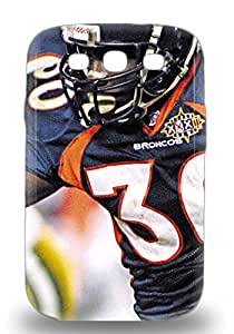 Galaxy Tpu Phone 3D PC Case With Fashionable Look For Galaxy S3 NFL Denver Broncos Terrell Davis #30 ( Custom Picture iPhone 6, iPhone 6 PLUS, iPhone 5, iPhone 5S, iPhone 5C, iPhone 4, iPhone 4S,Galaxy S6,Galaxy S5,Galaxy S4,Galaxy S3,Note 3,iPad Mini-Mini 2,iPad Air )