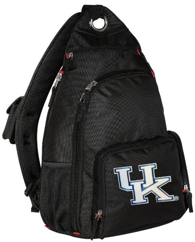 University of Kentucky Backpack Single Strap Kentucky Wildcats Sling (Kentucky Wildcats Nylon Backpack)