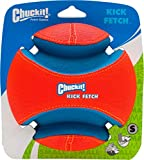 Cheap Chuckit Kick Fetch Toy Ball for Dogs, Small 4pk