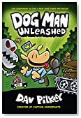 Dog Man Unleashed: From the Creator of Captain Underpants (Dog Man #2)