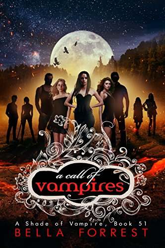 A Shade of Vampire 51: A Call of Vampires cover
