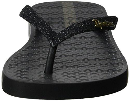 Iii Pour Noir noir Ipanema Femmes Flop Lolita Flip Fem 8431 awx1x65q