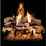 Peterson Real Fyre 30-inch Split Oak Designer Plus Gas Logs Only No Burner