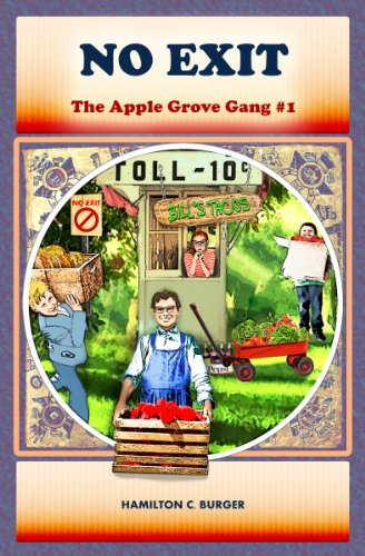 NO EXIT (Exciting chapter book for kids 8-12) (The Apple Grove Gang 1) (English Edition)