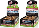 Pet 'n Shape Small Beef Tendon All Natural Dog Chewz 200pk (2 x 100pk)
