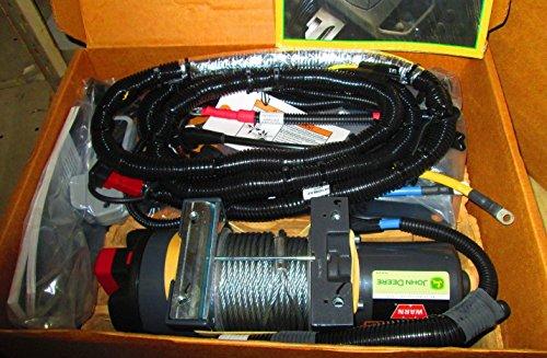 John Deere Original Equipment Winch Kit #BM24437