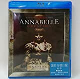 Annabelle: Creation (Region A Blu-Ray) (Hong Kong Version / Chinese subtitled) 詭娃安娜貝爾: 造孽