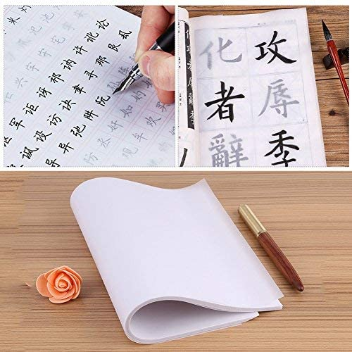 25 X A4 TRANSLUCENT TRACING PAPER 95gsm FOR ART,CRAFT,COPYING OR CALLIGRAPHY ETC