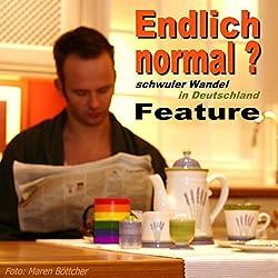 Endlich normal? Schwuler Wandel in Deutschland