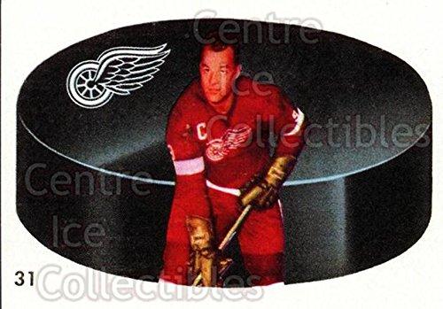 (CI) Gordie Howe Hockey Card 2001-02 Parkhurst Reprints 12 Gordie Howe ()