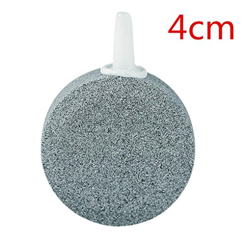 Vacally Bubble Stone Fish Tank Pump Hydroponic Oxygen Plate Mini Aquarium Accessories Air stones Diffuser