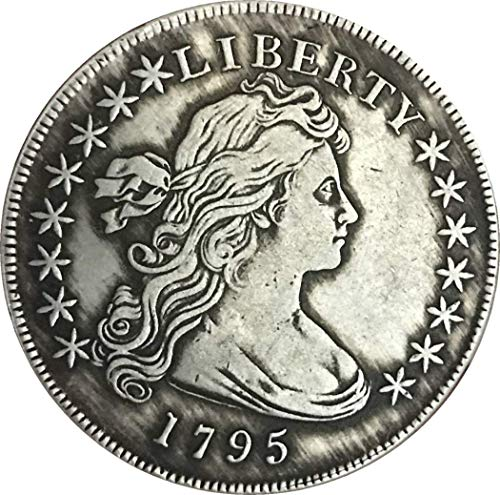 QiQiFanFan Best Morgan Silver Dollars-1926 Coin Collecting-Silver Dollar USA Old Original Pre Morgan Dollar