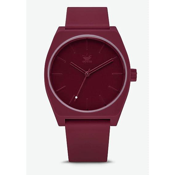 Adidas Reloj Analógico para Hombre de Cuarzo con Correa en Silicona Z10-2902-00: Amazon.es: Relojes