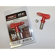 662-213 Titan Sc6 + Reversible Spray Tip - Red 213 (661-)