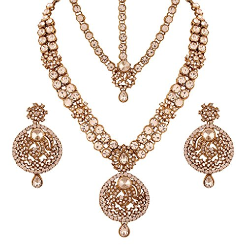 I Jewels Traditional Gold...