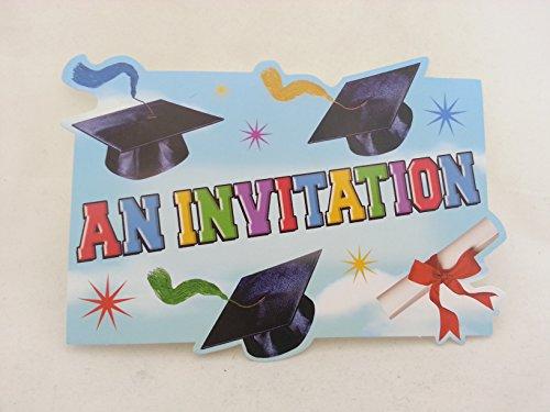 Grad Spirit Invitations, ()