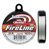 "Fireline XCR-1278 Crystal Braided Beading Thread, .008""/50 yd"