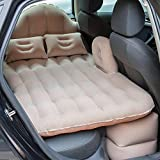 NEX Car Mattress Air Inflatable Car Bed Back Seat Cushion Couch with Motor Pump, for Sleep,Rest, Travel, Camp, Fits Universal Car SUV