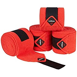 Le Mieux Polo Wraps - Coral Red
