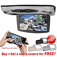 HD Xtrons 25,65cm Barres de toit Sac überkopfbrause voiture moniteur Lecteur DVD avec entrée HDMI USB SD CD et de qualité dans IR & FM Transmetteur