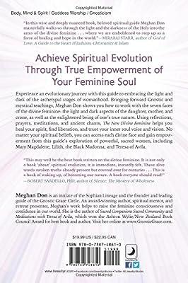 6ef0190c157af The New Divine Feminine: Spiritual Evolution for a Woman's Soul ...