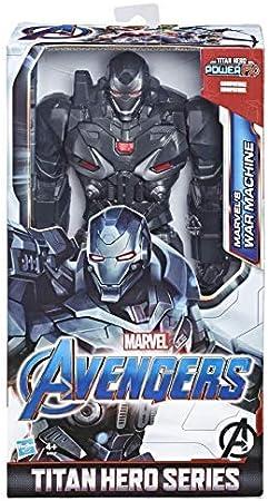 Avengers- Máquina de guerra (Hasbro E4017EU4)
