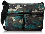 Cheap PUMA Men's Outlier Shoulder Bag, Green, One Size