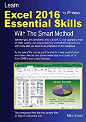 """Here are some of the reasons that you should choose this book to learn Excel 2016:                 Absolutely anybody can learn Excel using this book. You will repeatedly hear the same criticism of most Excel 2016 books: """"you have to ..."""