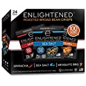 Enlightened Plant Protein Gluten Broad Bean Snack 1.0 oz, 24 Ct.