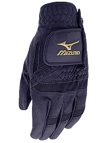 2 NEW Mizuno Elite Mens Golf Gloves Large Regular Left Hand L 2016 by Mizuno