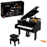 LEGO Ideas Grand Piano 21323 Model Building Kit, Build Your Own Playable Grand Piano, an Exciting DIY Project for The Pianist, Musician, Music-Lover or Hobbyist in Your Life, New 2020 (3,662 Pieces) (Color: Multicolor)