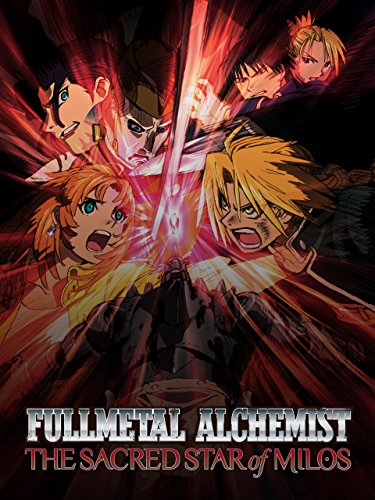 Fullmetal Alchemist: Sacred Star of Milos