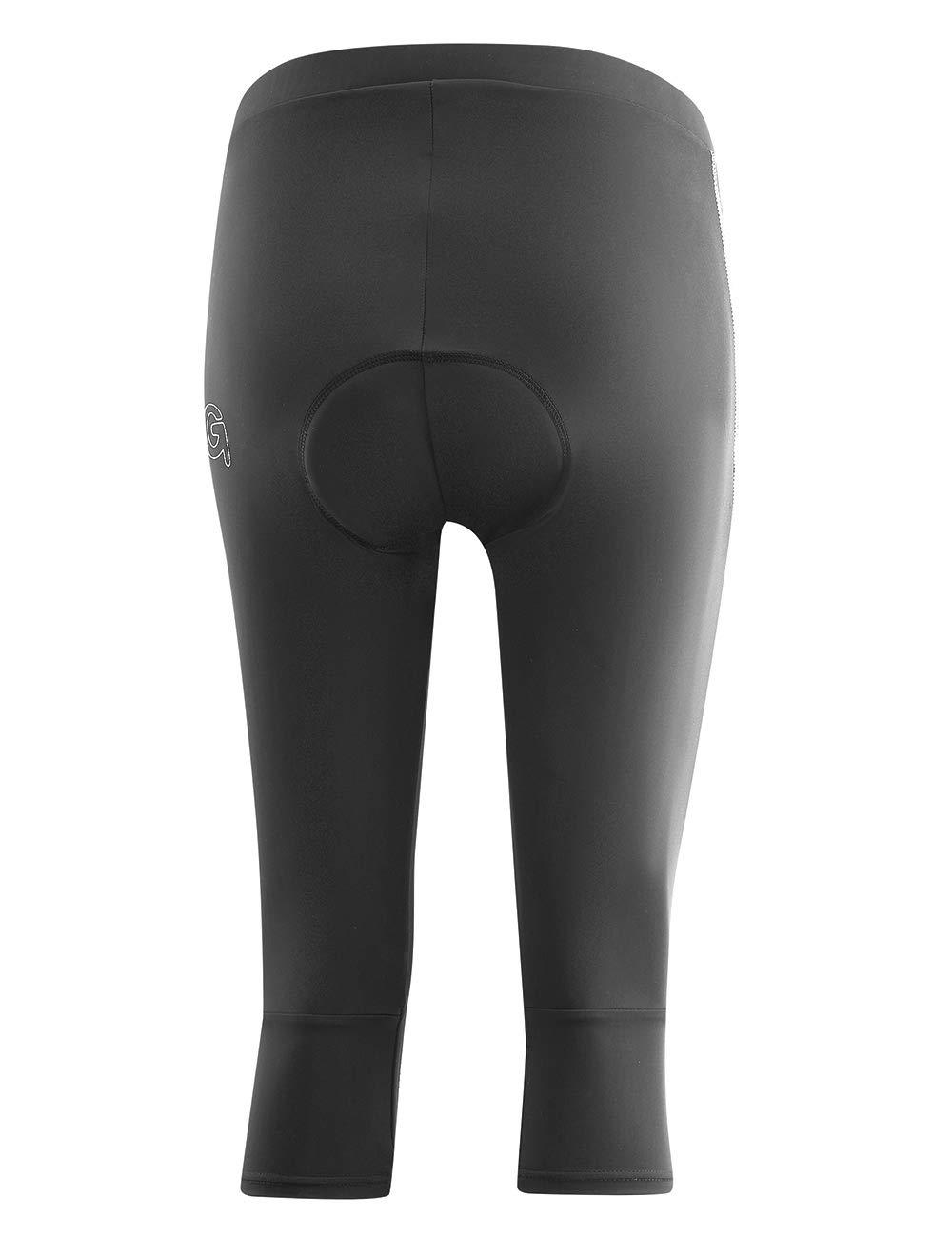 Pantal/ón de ciclismo 3//4 para mujer GONSO LECCE