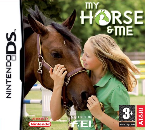 horsez nintendo ds  software