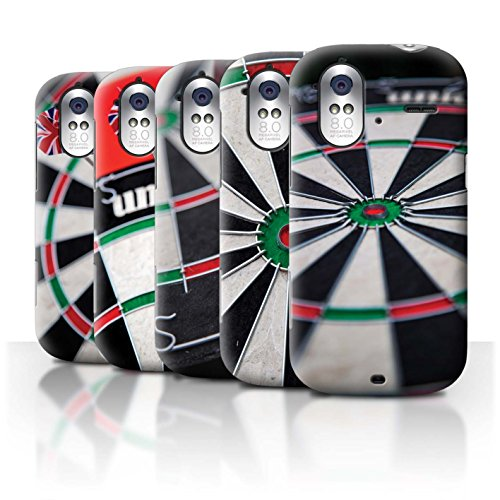 Stuff4 Phone Case / Cover for HTC Amaze 4G / Pack 7pc / D...