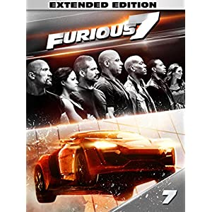 Ratings and reviews for Furious 7 (Extended Edition)