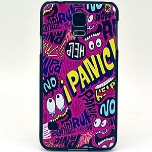 JJEMonster Pattern Hard Case Cover for Samsung Galaxy S5 I9600