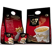 G7中原3合1速溶咖啡16g*50(越南进口)