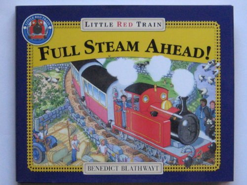 Full Steam Ahead! Little Red Train