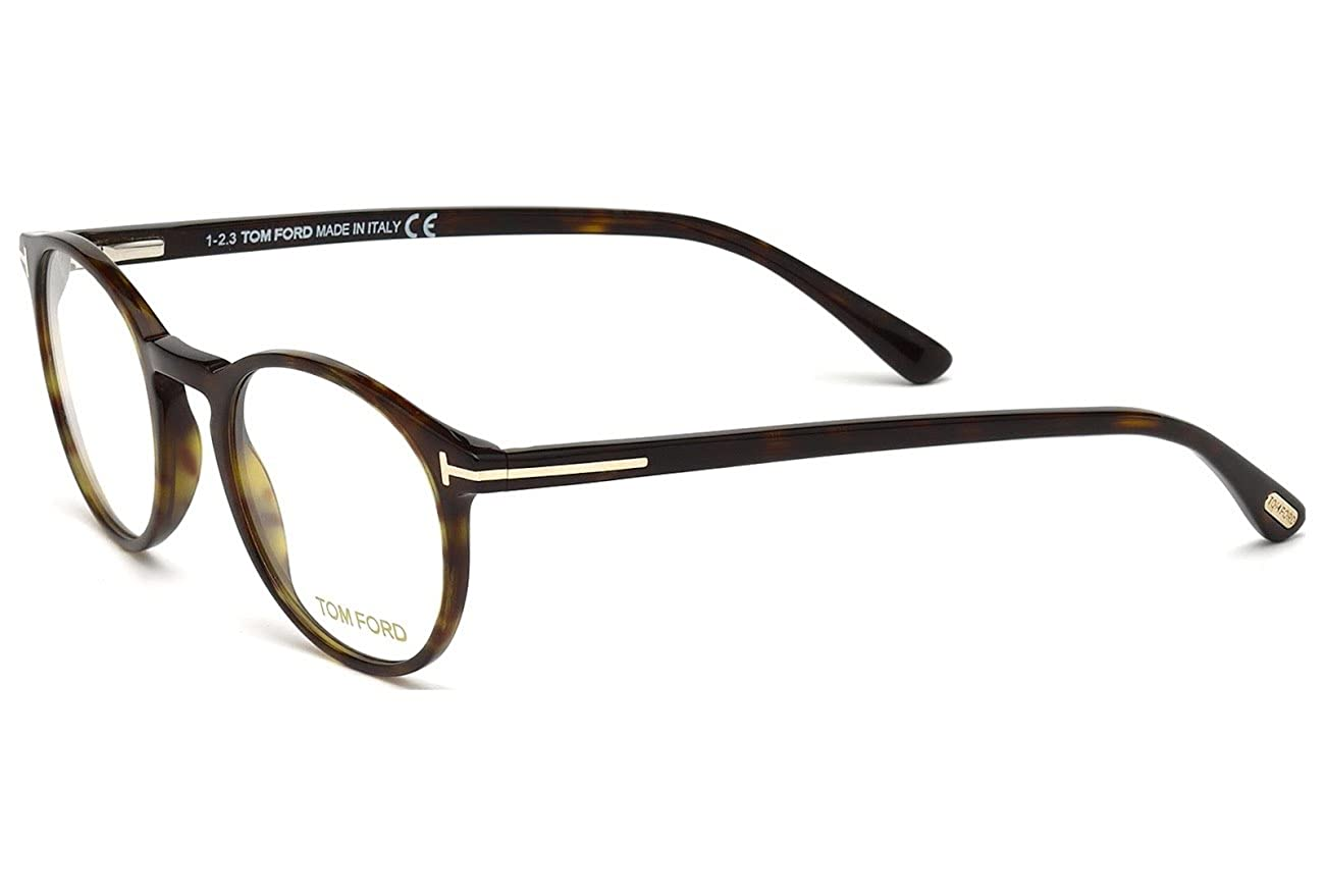 c8f4022763 Amazon.com  Tom Ford Eyeglasses FT5294 052 Havana 48MM  Clothing